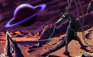 Ilustracion dragón