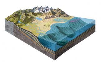 Ilustración geología 1