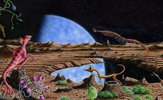 Ilustración planeta 2